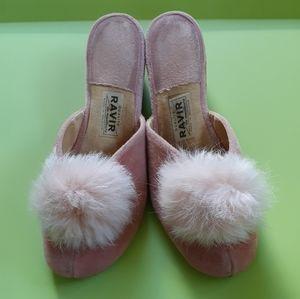 Vintage Ravir Belgium made shoes